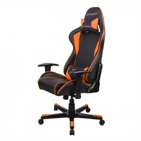 Компьютерное кресло DXRacer OH/FE08/NO Оранжевый