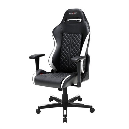 Компьютерное кресло DXRacer OH/DF73/NW Черный, белый