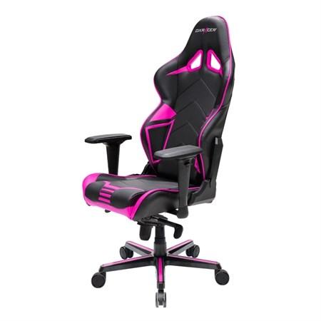 Компьютерное кресло DXRacer OH/RV131/NP Розовый - фото 4837