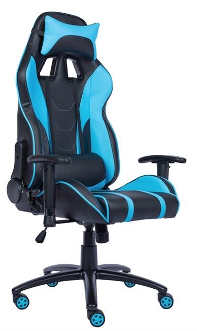 Игровое кресло Lotus S16 PU Голубой - фото 5183