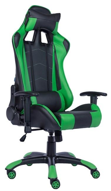 Игровое кресло Lotus S9 PU Зеленый - фото 5201