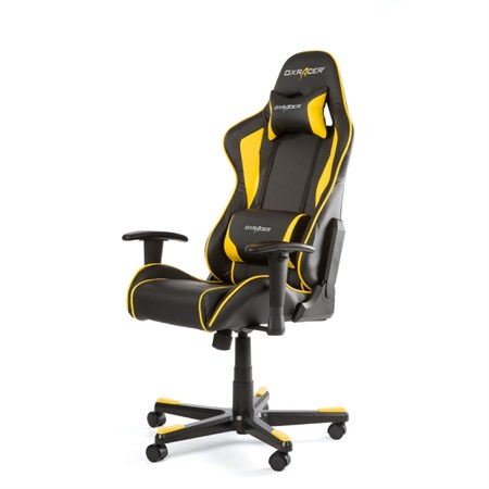 Компьютерное кресло DXRacer OH/FE08/NY Желтый