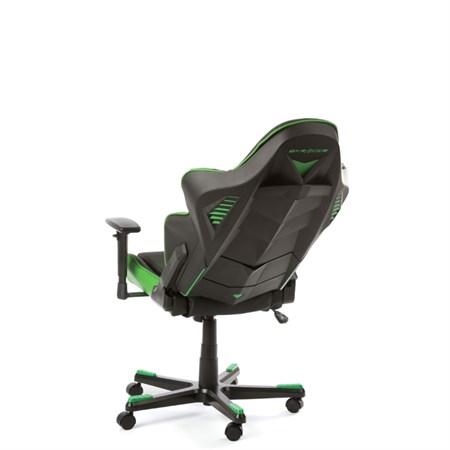 Компьютерное кресло DXRacer OH/RB1/NE Зеленый - фото 8954