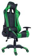 Игровое кресло Lotus S9 PU Зеленый