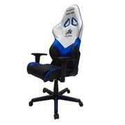 Компьютерное кресло DXRacer OH/RZ32/WNB Черный, белый, синий