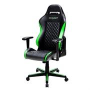 Компьютерное кресло DXRacer OH/DH73/NE Черное, Зеленое