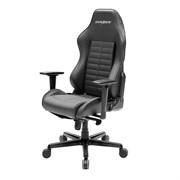 Компьютерное кресло DXRacer OH/DJ188/N Черный, натуральная кожа