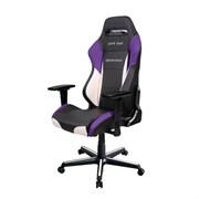 Компьютерное кресло DXRacer OH/DM61/NWV Черный, белый, фиолетовый