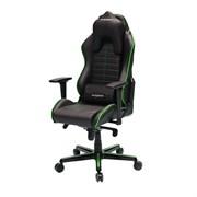 Компьютерное кресло DXRacer OH/DJ133/NE Черный, зеленый